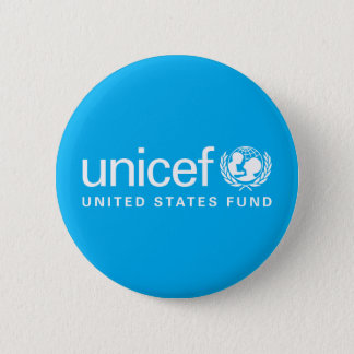 Unicef United States Fund Pinback Button