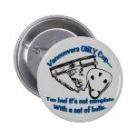 Único botón de la taza de Vancouver Pin