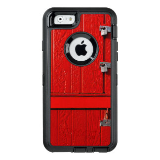 Único lindo fresco divertido funda OtterBox defender para iPhone 6