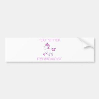 unicorn12 bumper sticker