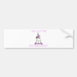 unicorn13 bumper sticker