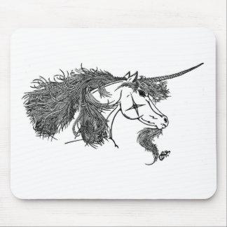 unicorn1 mouse pad