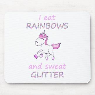 unicorn20 mouse pad