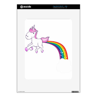unicorn2 decals for the iPad