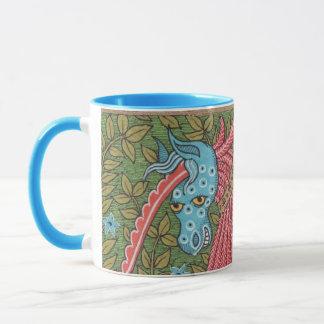 Unicorn 15oz Ringer Mug