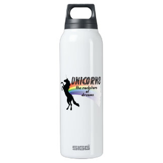 Unicorn 16 Oz Insulated SIGG Thermos Water Bottle