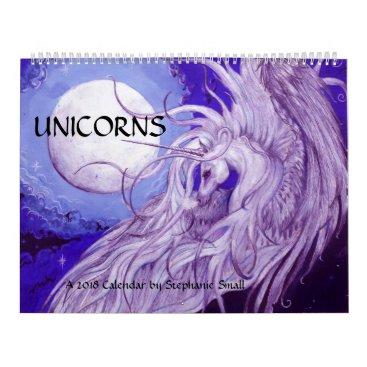 pegacorna Unicorn 2018 Calendar