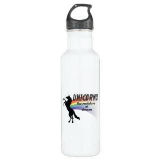 Unicorn 24oz Water Bottle