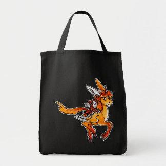 Unicorn and Cat Tote Bag