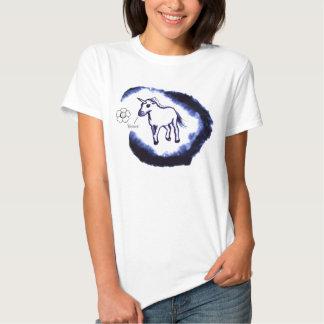 Unicorn and Flower ADVENTURE! Tee Shirt