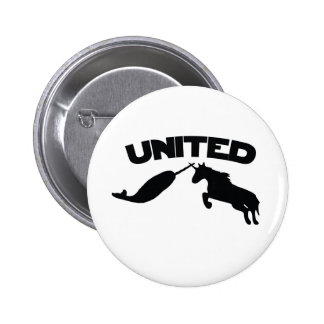Unicorn and Narwhal Buttons