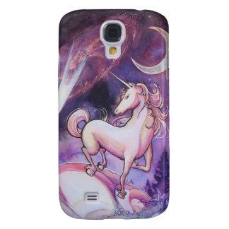 Unicorn and Night Sky Galaxy S4 Case