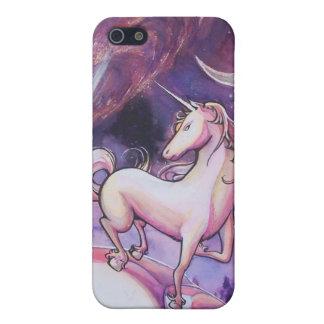 Unicorn and Night Sky iPhone SE/5/5s Case