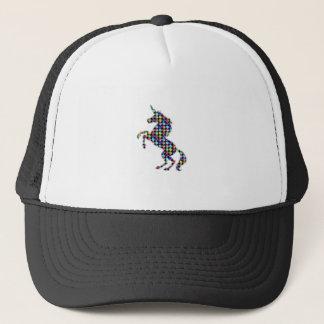 UNICORN animal fantasy dot kids navinJOSHI NVN90 Trucker Hat