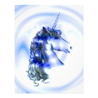 Unicorn Aura Fantasy Flyer