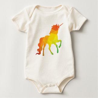UNICORN BABY BODYSUIT