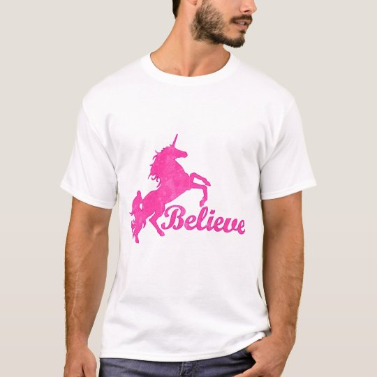 Unicorn, Believe T-Shirt