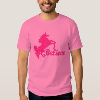 Unicorn, Believe T-Shirt