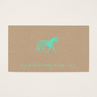 Unicorn Business Card