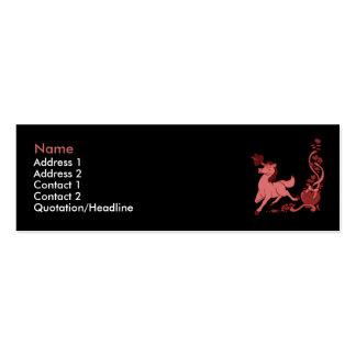 Unicorn Business Card 1