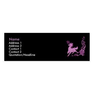 Unicorn Business Card 4