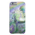 Unicorn Butterflies And Ranbows iPhone 6 Case