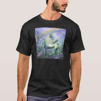 Unicorn Butterflies And Ranbows T-Shirt