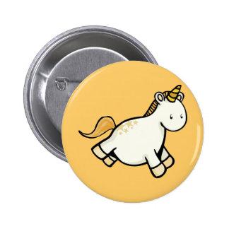 Unicorn Pinback Buttons