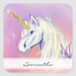 Unicorn by: Mendi Vernatter Stickers