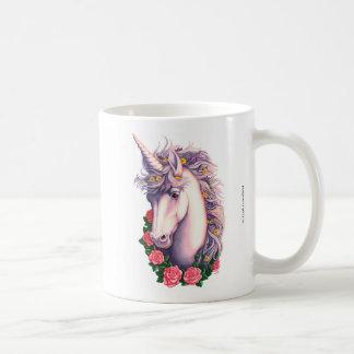 Unicorn Cameo Coffee Mugs