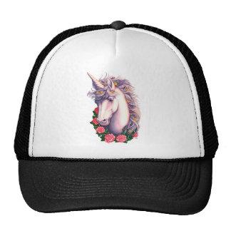 Unicorn Cameo Trucker Hat