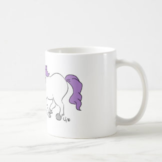 Unicorn & Carrot Coffee Mug