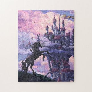 Unicorn Castle Puzzle