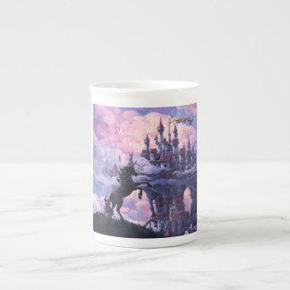 Unicorn Castle Tea Cup