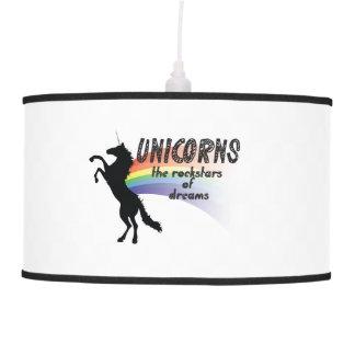 Unicorn Ceiling Lamp