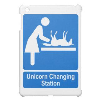 Unicorn Changing Station Case For The iPad Mini