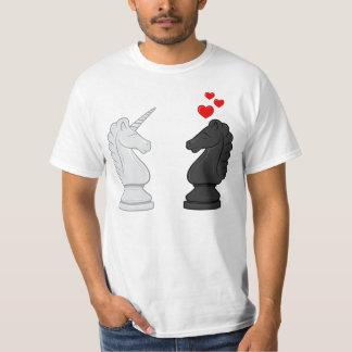 Unicorn Chess Knight T Shirts
