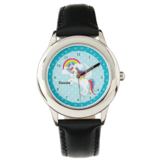 unicorn choose your background color watches - Color Watches
