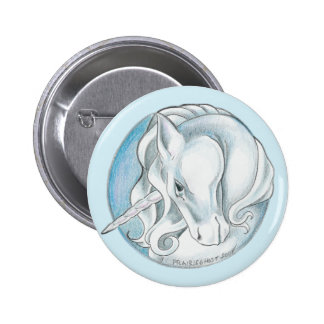 Unicorn Circle Button