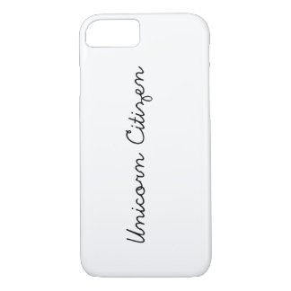 UNICORN CITIZEN iPhone 7 CASE