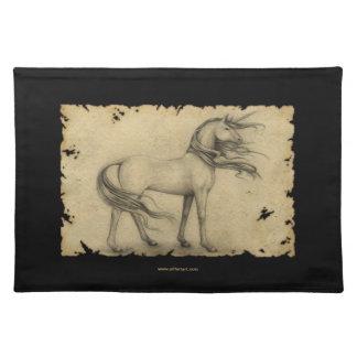Unicorn Cloth Placemat