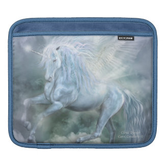 Unicorn - Cloud Dancer  iPad Sleeve