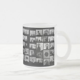 Unicorn collage Comic Style Collection Mug