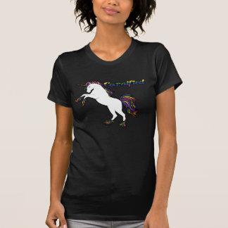 Unicorn Cornified and Customizable T-shirt
