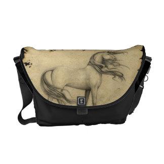 Unicorn Courier Bag
