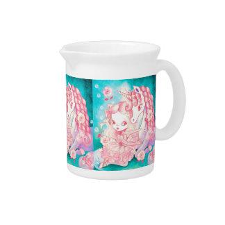Unicorn Delight Drink Pitchers