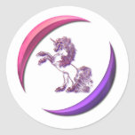 Unicorn Design Sticker