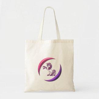 Unicorn Design Tote Bag