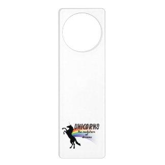 Unicorn Door Hangers