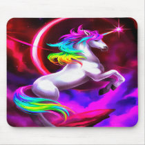 Unicorn Dream Mouse Pad